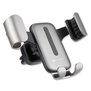 4smarts Grabber Universal Air Vent Car Holder - Grey
