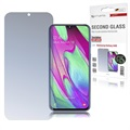 4smarts Second Glass Samsung Galaxy A40 HD Screen Protector - Clear
