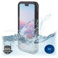 4smarts Stark Huawei P20 Waterproof Case - Black