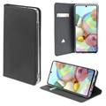 4smarts Urban Lite Samsung Galaxy A71 Wallet Case - Black