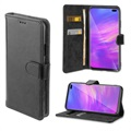 4smarts Urban Premium Samsung Galaxy S10+ Wallet Case - Black