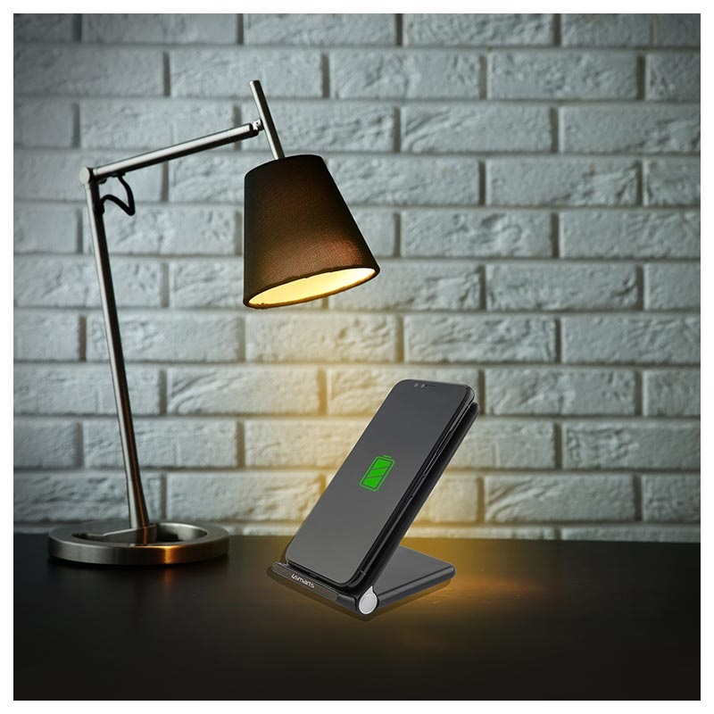 4smarts VoltBeam Fold Fast Wireless Charger - 15W