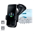 4smarts VoltBeam Grip Fast Wireless Car Charger / Car Holder - 9W