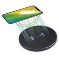 4smarts VoltBeam Style Fast Qi Wireless Charger - 10W - Black