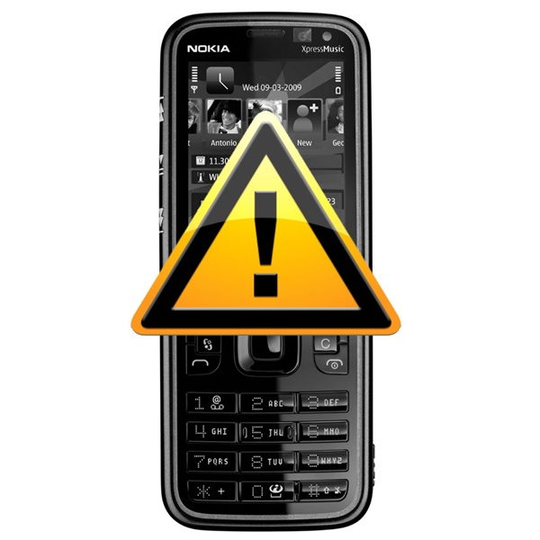 Nokia 5630 XpressMusic Earpiece Repair