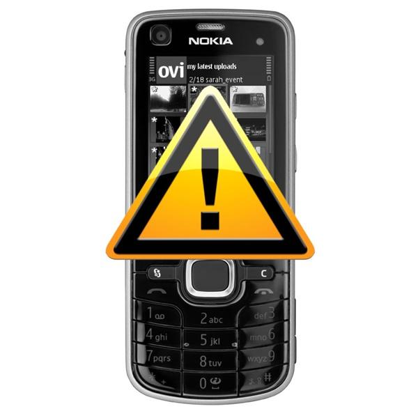 Nokia 6220 Classic Earpiece Repair