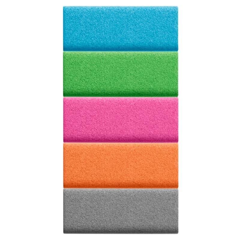 AM Lab Minis Microfiber Screen Cleaning Sponge - 5 Pcs.