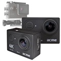 Acme VR301 4K Wi-Fi Sports & Action Camera - Black