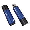 Adata AS102P-32G-RBL Superior Series S102 Pro USB Stick - 32GB - Blue