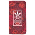 iPhone 7 / iPhone 8 Adidas Bohemian Flip Case - Red