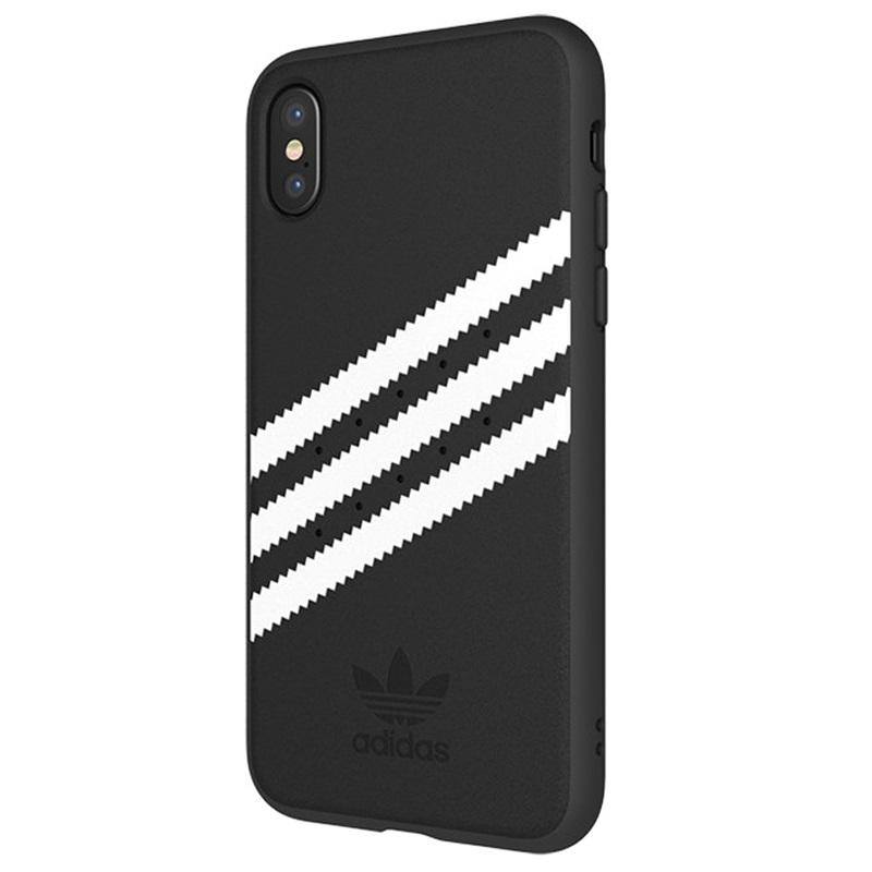 Iphone X Adidas Originals Moulded Cover Black White