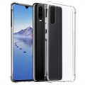 Scratch-Resistant Huawei P30 Hybrid Cover - Crystal Clear