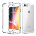 Scratch-Resistant iPhone 7 / iPhone 8 Hybrid Cover - Crystal Clear
