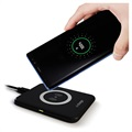 AirCharge Slimline Qi Wireless Charger - Black