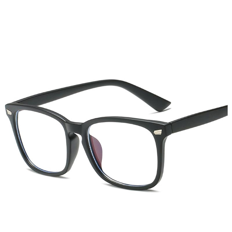 Anti Blue Light Computer Protection Glasses - Black