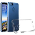 Huawei Honor 7X Anti-Shock Hybrid Crystal Case - Clear