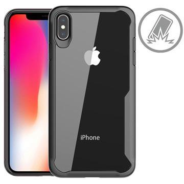 best service 9da6c 1f4a3 Anti-Shock iPhone XS Max Hybrid Case