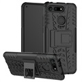 Anti-Slip Honor View 20 Hybrid Case with Kickstand