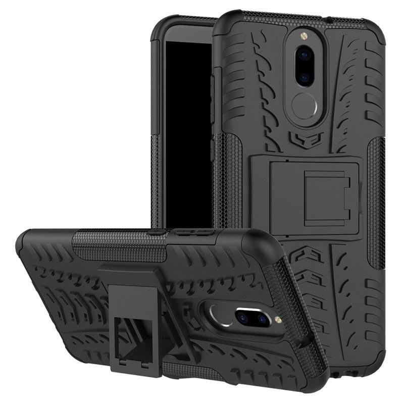 nuovo prodotto 8ed80 de960 Huawei Mate 10 Lite Anti-Slip Hybrid Case
