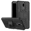 Huawei Mate 10 Lite Anti-Slip Hybrid Case - Black