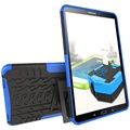 Samsung Galaxy Tab A 10.1 (2016) T580, T585 Anti-Slip Case - Black / Blue