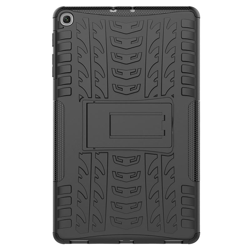 Anti-Slip Samsung Galaxy Tab A 10.1 (2019) Hybrid Case - Black