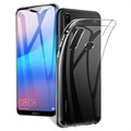 Anti-Slip Huawei P30 Lite TPU Case - Transparent