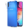 Anti-Slip Samsung Galaxy A50 TPU Case - Transparent