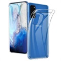 Anti-Slip Samsung Galaxy S20 TPU Case - Transparent