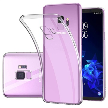 Anti-Slip Samsung Galaxy S9 TPU Case - Transparent