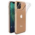 Anti-Slip iPhone 11 TPU Case - Transparent