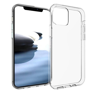 Anti-Slip iPhone 12/12 Pro TPU Case - Transparent
