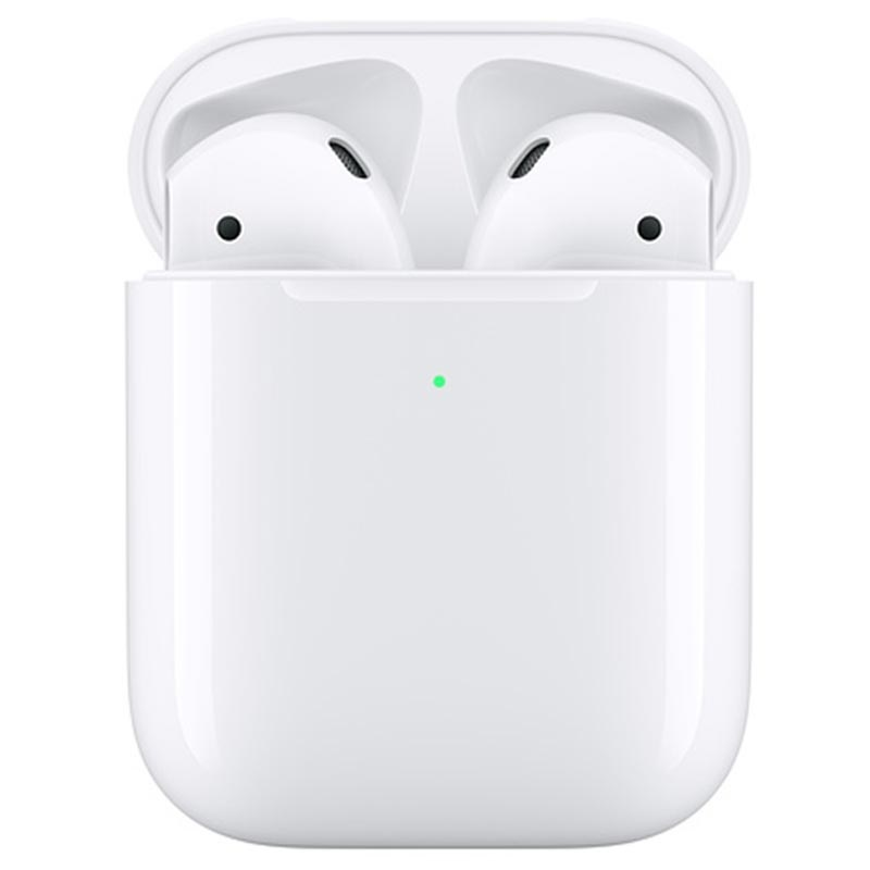 Apple AirPods 2 with Wireless Charging Case MRXJ2ZM/A - White