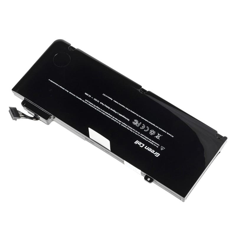 "Green Cell Pro Battery - MacBook Pro 13"" MB990xx/A, MB991xx/A - 5800mAh"