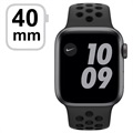 Apple Watch Nike SE LTE MG013FD/A (Anthracite/Black Sport Band) - 40mm