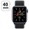 Apple Watch SE LTE MYEL2FD/A - 40mm, Charcoal Sport Loop - Space Grey