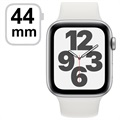 Apple Watch SE LTE MYEV2FD/A - 44mm, White Sport Band - Silver