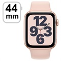 Apple Watch SE LTE MYEX2FD/A - 44mm, Pink Sand Sport Band - Gold