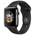 Apple Watch 2 MP4A2ZD/A - Stainless Steel Case - Sport Band - 42mm - Space Grey