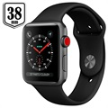 Apple Watch Series 3 LTE MQKG2ZD/A - Aluminium, Sport Band, 38mm, 16GB - Black/Space Grey