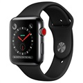 Apple Watch Series 3 LTE MQM02ZD/A (Open Box - Excellent) - Space Grey/Black