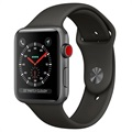 Apple Watch Series 3 LTE MR302ZD/A - Aluminium, Sport Band, 42mm, 16GB - Space Grey/Grey