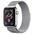Apple Watch Series 4 LTE MTX12FD/A - Stainless Steel, Milanese Loop, 44mm, 16GB - Silver