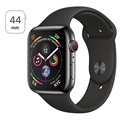 Apple Watch Series 4 LTE MTX22FD/A - Stainless Steel, Sport Band, 44mm, 16GB