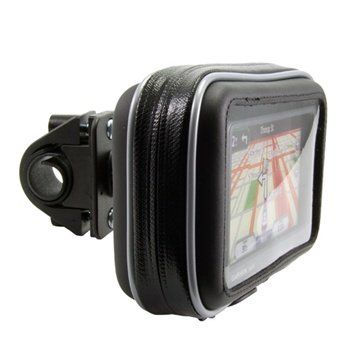 Arkon GPS032 Water Resistant GPS Bike Mount & Case - 4.3""