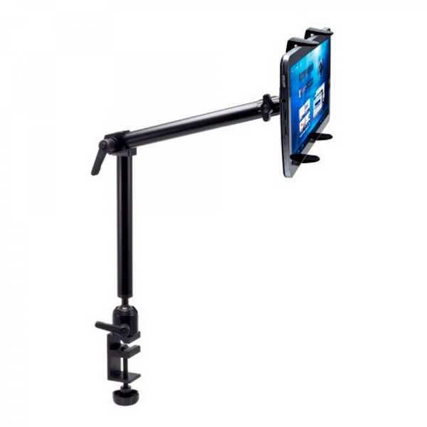 Arkon Tab802 Heavy Duty Tablet Stand C Clamp Desk