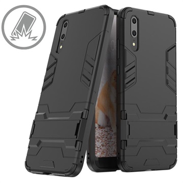 Huawei P20 Armor Hybrid Case with Stand
