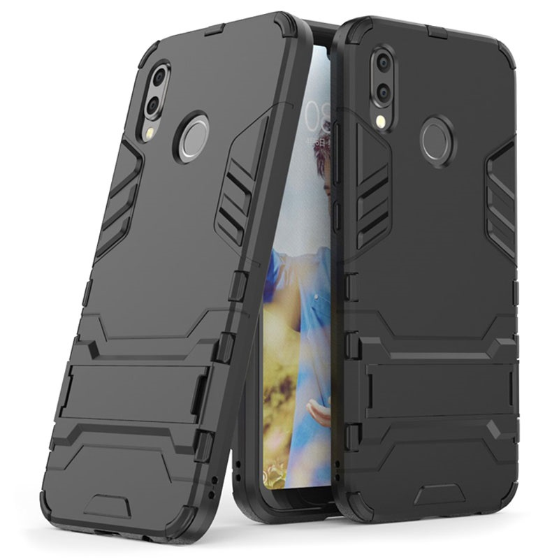 Huawei P20 Lite Armor Hybrid Case with Stand