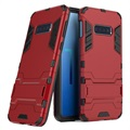 Armor Series Samsung Galaxy S10e Hybrid Case with Stand - Red