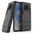 Armor Series OnePlus 7T Hybrid Case with Kickstand